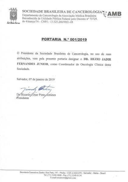 portaria-0012019